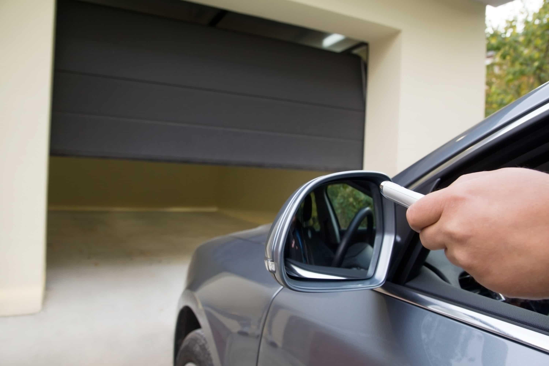 automatische garagepoorten